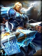 Thor is a Norse Assassin and ranks as the second best in SMITE