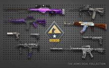 A nice collection of some skins from in-game