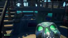 When you get a skull, take it below deck so nobody can steal it from you.