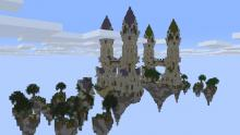 Live in castles in the sky and rule over your very own kingdom.