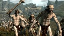 Fight giants, dragons, and more in Skyrim