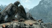 Landscapes continue to amaze throughout Skyrim