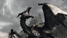 Skyrim Roaring Dragon