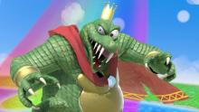 Smash Ultimate's hungry, crazy croc