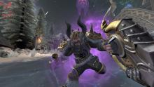 Fafnir is one angry Nordic dwarf, move away of he's going to slam you!