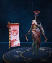 Izanami is a Shinto Hunter and ranks 3rd overall for Hunters in SMITE