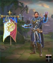 Merlin is an Arthurian Mage and ranks 4th overall for mages in SMITE