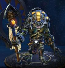 Sobek's in-game player model
