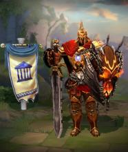Ares is a Greek Guardian and ranks 4th overall for the best guardians in SMITE