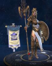Athena is a Greek Guardian and ranks 2nd overall for the best guardians in SMITE