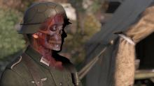Sniper Elite 4 shows you how bullets pass through your targets' skeletal system.