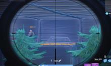 Sniper Aim is not an easy skill to improve, but in this map you can practice a variety of sniper skills.