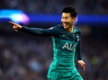 Son is one of the best players on FIFA 20.