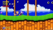 Play as the blue hedgehog to stop Eggman from turning all the animals into robot slaves.