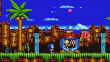 A brand new Genesis Sonic game made in the modern generation.
