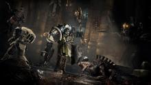 Warhammer fans will thoroughly enjoy 4 player alien slaughter.