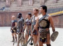 The Avengers circa 100 BC