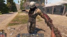 7 days to die spear zombie