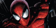 Spider-Man stalking his next target
