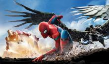 Promo Art from Spider-Man Homecoming