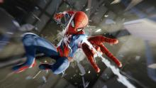 Spider-Man from the Classic PS4 Game