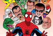 The Web-Slinger and his horrifying Rogues Gallery