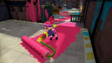 Use the Splat Roller's area coverage to your advantage