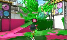 With the right abilities to increase weapon power, splatting an opponent will become easier and give you the advantage.