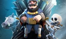 That scary aesthetic is not only for Halloween; Clash Royale welcomes it all year round.