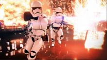 See hundreds of troopers fight each other on epic matches. Be the protagonist of the action