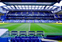 Chelsea's home ground is also famous for its great atmosphere on European nights.