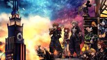 <Kingdom Hearts III><box art>