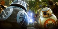BB-8 and BB-E face off