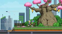 Discover the joy of unlimited creation in Starbound.