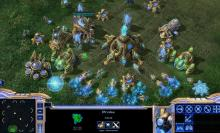 Build up some cool bases in StarCraft 2
