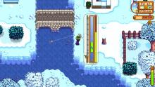 Different seasons mean different fish in Stardew Valley.