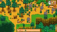 The Wilderness Farm is full of resources!