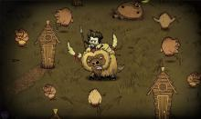 Don't Starve Together and take down vicious beasts of lore.