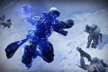 The Titan's Behemoth class in action.