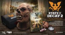 All the benefits of buying the collectors edition for State of Decay 2
