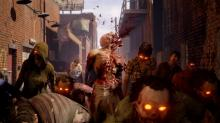 Zombie types are varied so players wont get bored fighting the same walker variation 50 times over