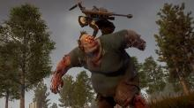 taking down higher leveled zombies requires a solid plan and timing