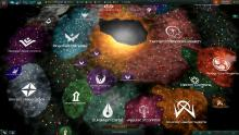 Divide up the galaxy in Stellaris