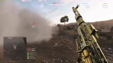 A high-level player showcases the Gold Skin for the StG-44 in all its glory.