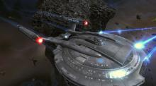 Captain your own ship, fight the borg, and visit locations you've seen on television!