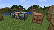 New storage blocks that are also aesthetically pleasing