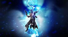 Wield the power of lightning.