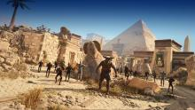 Egypt, witches, undead armies,
