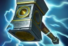 This weapon allows dragon hunters to deal 3 damage every turn
