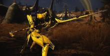 Just spending a day in the Plains of Eidolon with the Zaw.